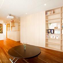 スカイツリーを一望する。 最上階のマンションリノベーション。