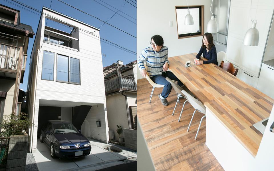 木心地の良い家